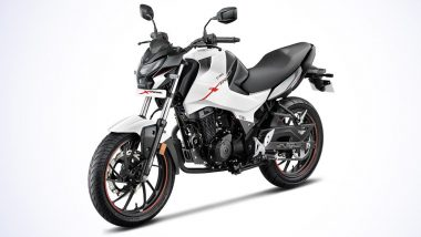 Hero Xtreme 160R Motorcycle Launched in India at Rs 99,950; Prices, Features, Variants & Specifications